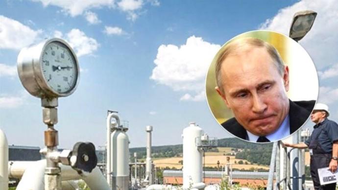 """Украина решила """"ПРОУЧИТЬ"""" Путина, ВОРУЯ РОССИЙСКИЙ ГАЗ! И придумала даже способ..."""