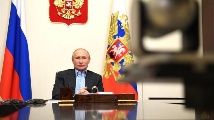 Путин рассказал, как стать лидером в XXI веке