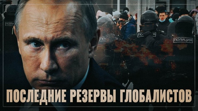Путин выигрывает. Последние резервы глобалистов идут в мясорубку