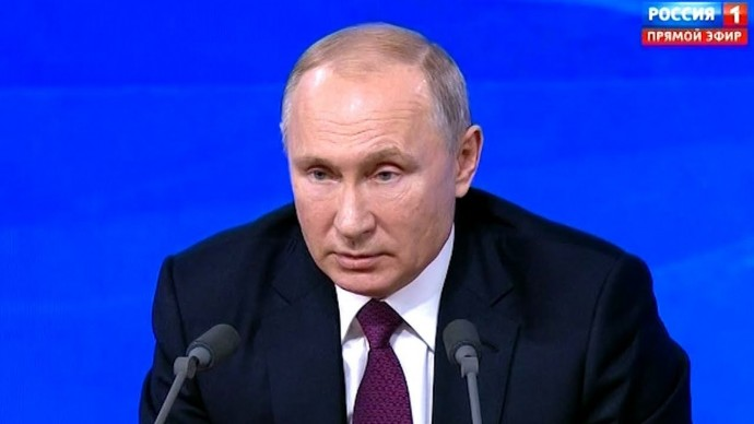 Путин ответил на вопрос о своём преемнике