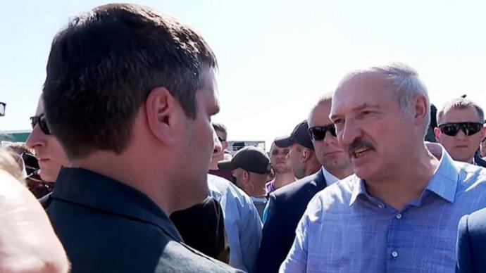 """""""Меня НАКЛОНЯТЬ не надо!"""" Лукашенко ОБРАТИЛСЯ к западным и ВОСТОЧНЫМ соседям!"""