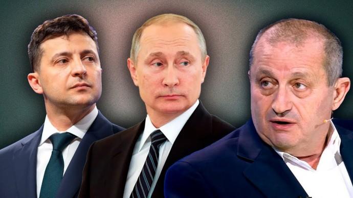 Яков Кедми о ПОЗОРНОМ обращении клоуна Зеленского к Украине!