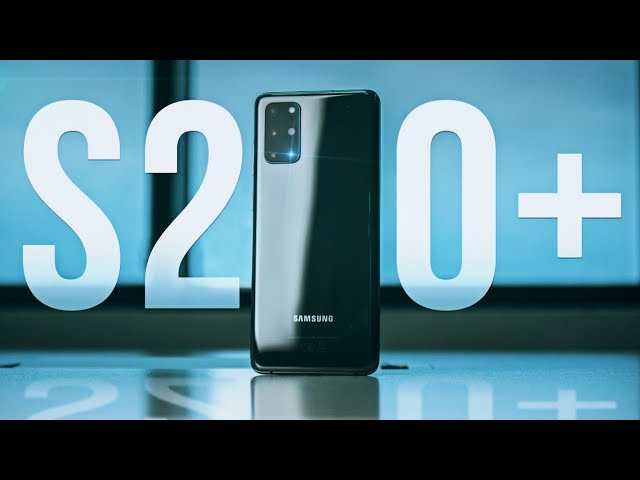 Galaxy S20 Plus Обзор - МЕНЯЮ СВОЙ СМАРТФОН НА ЭТОТ
