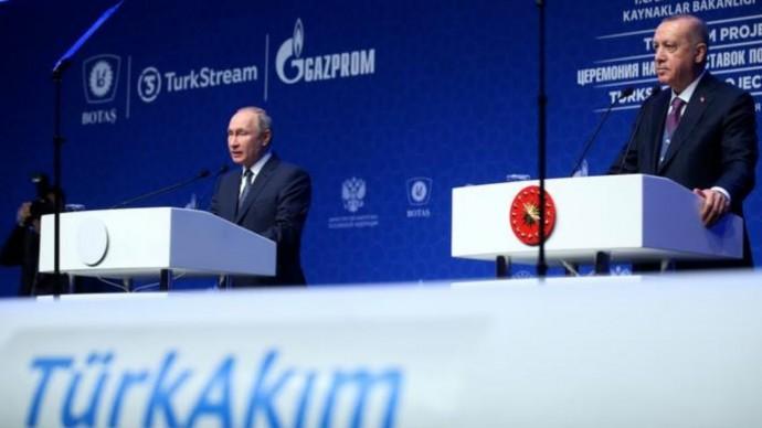 """КРУПНЫЙ УСПЕХ России! Как """"Турецкий поток"""" изменит глобальную ГАЗОВУЮ ИГРУ??"""