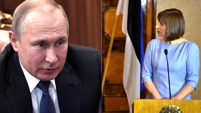 Знаменитый ответ Путина эстонской журналистке