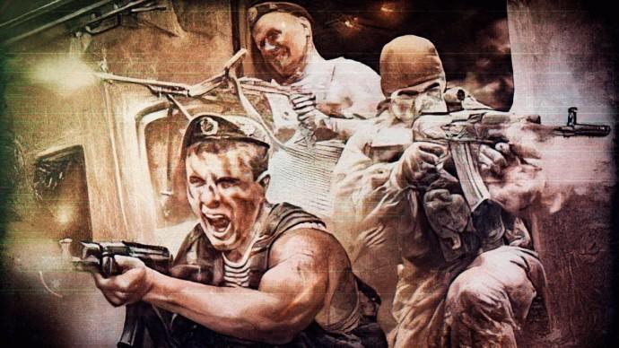 Морпех США: Когда вы в плену у русских десантников (выдержки из дневника)