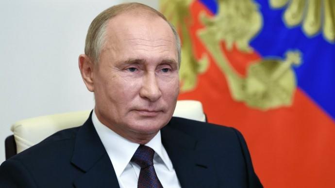 Большое интервью. Путин заявил о заранее подготовленной позиции Запада по Белоруссии. Полное видео