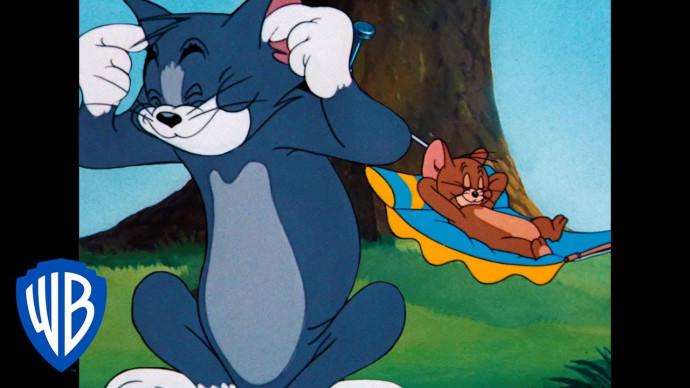 Tom & Jerry | Make 'Em Laugh! | Classic Cartoon Compilation | WB Kids