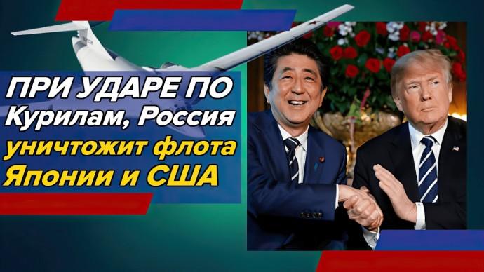 При ударе США по Курилам Россия ответит по американскому флоту в Японском море