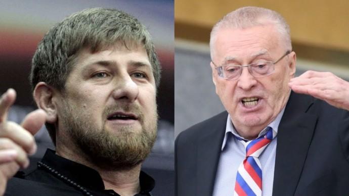 Срочно! Жириновский ОТВЕТИЛ Кадырову, который ПОТРЕБОВАЛ от него извинений!