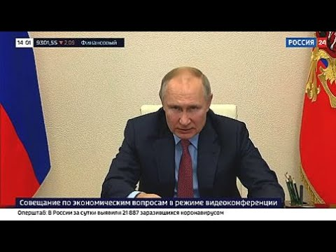 Путин НИКАК не отреагировал на расследование о нём Навального