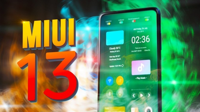 Xiaomi показала MIUI 13