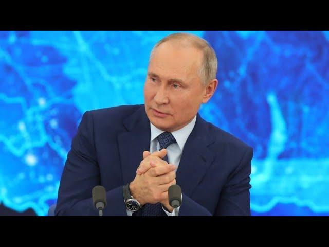 Самые яркие цитаты с большой пресс-конференции Владимира Путина
