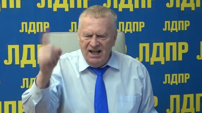 Жириновский о ПОЗОРНОЙ инаугурации Байдена!