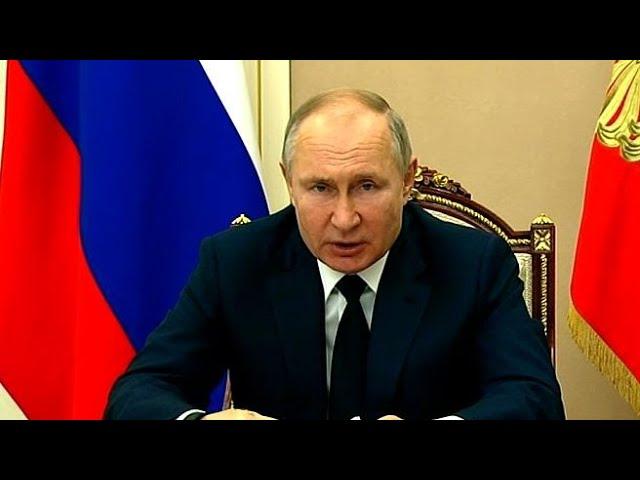 Срочно! Путин ПОТРЕБОВАЛ от банков, чтобы ДЕШЁВАЯ ипотека носила временный характер!