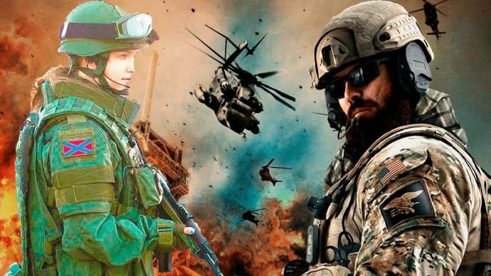 Военные США замечены в Донбассе. ВСУ атакуют Донбасс под руководством инструкторов НАТО