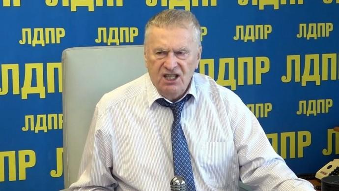 Срочно! Заявление Жириновского о встрече Путина и Байдена!