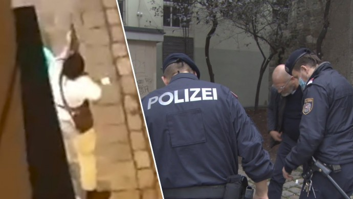 Венский стрелок: хроника теракта в столице Австрии