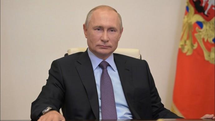 Путин дал старт запуску установки Евро+ на Московском НПЗ