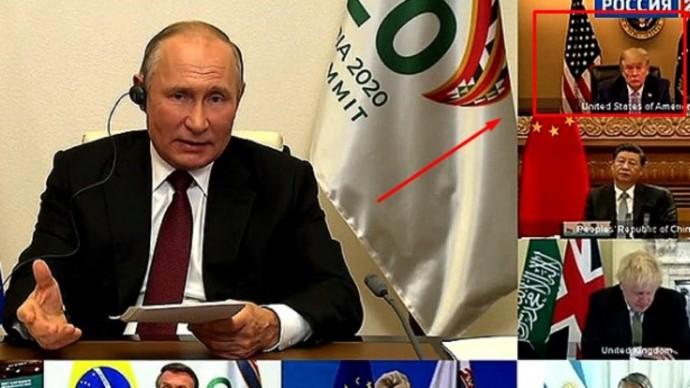 """""""Президент США молодец!"""" Путин в присутствии Трампа обратился к мировым лидерам!"""