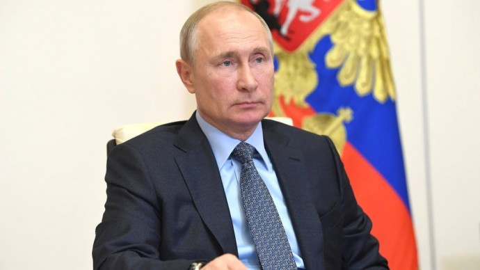 """""""Принцип адресности"""". Путин назвал главные задачи для власти в пандемию"""