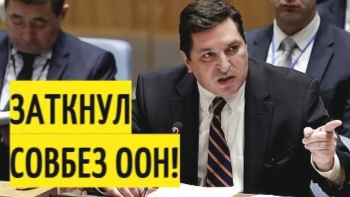 В глаза СМОТРИ! Посол России ставит НА МЕСТО западных дипломатов!