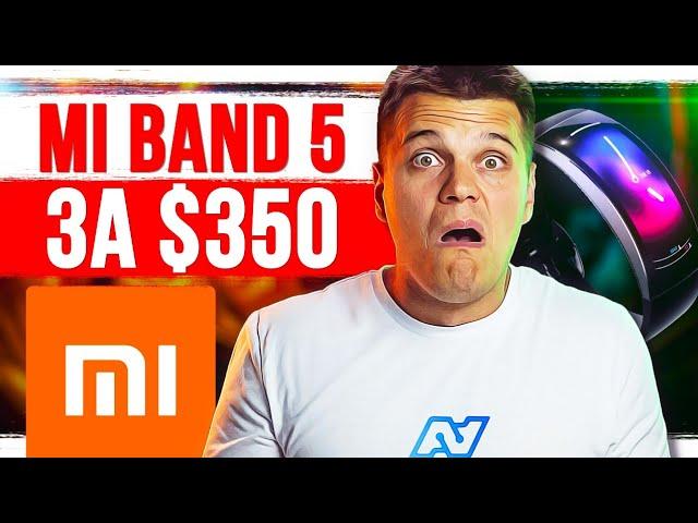 ДОЖИЛИСЬ! Xiaomi Mi Band 5 за $349... ВЗЯЛ И ОХРЕНЕЛ