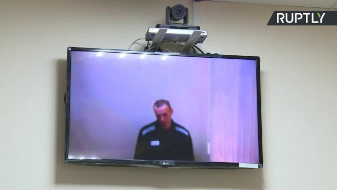 Суд рассматривает иск Навального — LIVE