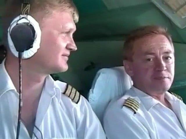 Вадим Захаров - Экипаж.