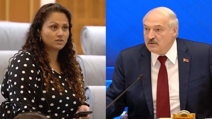 Ответ Лукашенко ОШАРАШИЛ американскую журналистку CNN!