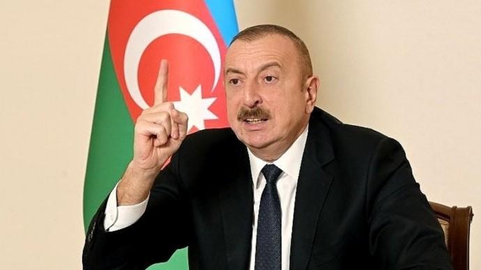 Срочно! Ильхам Алиев подвёл ИТОГИ карабахского конфликта!