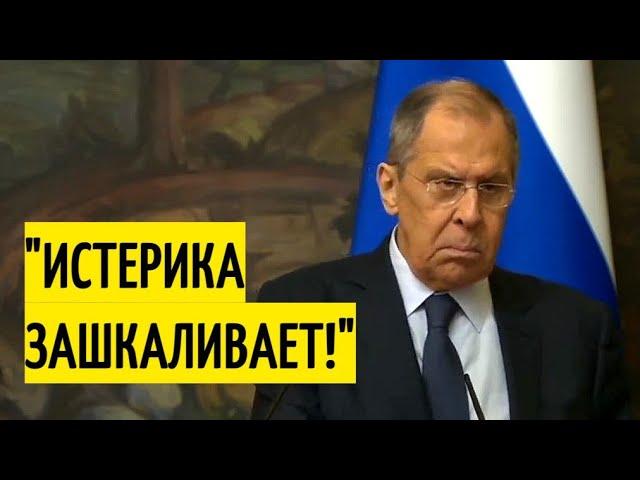Срочно! Лавров РАЗМАЗАЛ реакцию Запада на приговор Навальному!