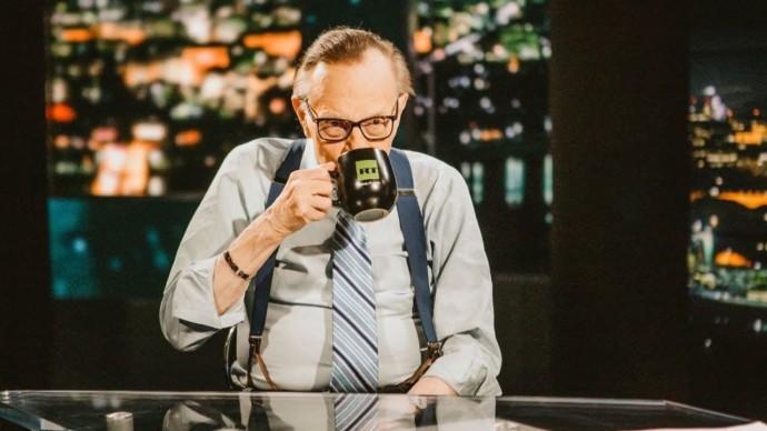 «К нему на интервью выстраивалась целая очередь»: ведущий RT America Рик Санчес о Ларри Кинге
