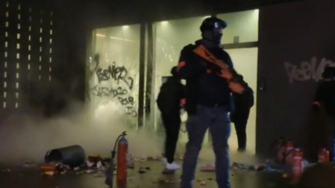Убийство мужчины в Бельгии спровоцировало массовые беспорядки — видео