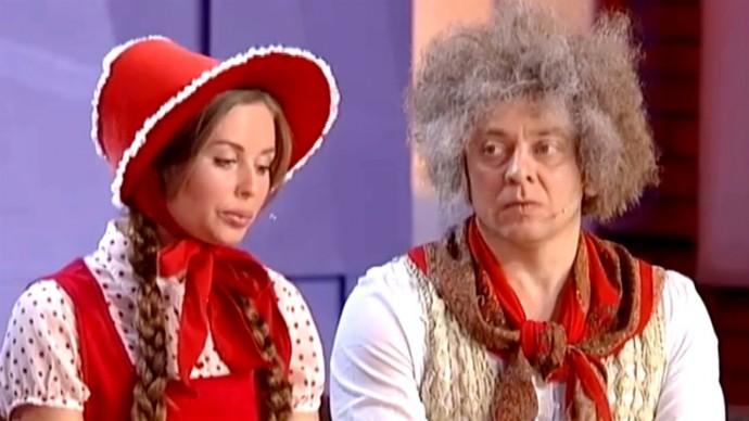 Красная Шапочка и бабушка - Уральские Пельмени