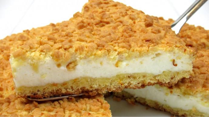 Изумительно вкусно! Есть сметана или йогурт?! Тогда приготовьте этот Сметанный пирог.