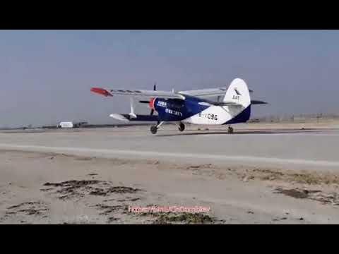 В Китае проходят испытания беспилотного самолёта Ан-2 под обозначением Hongyan