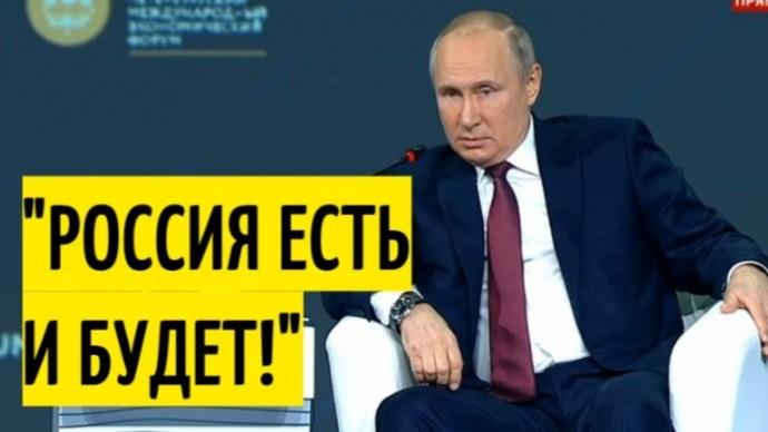 Срочно! Путин ставит НА МЕСТО американских ястребов!