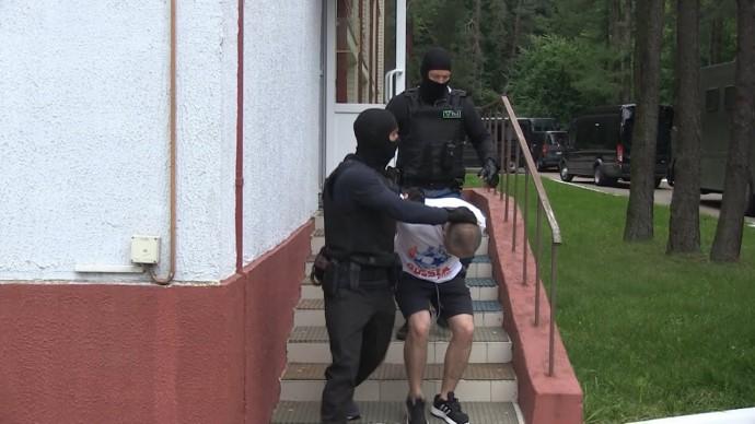 В Белоруссии сообщили о задержании под Минском «боевиков ЧВК»