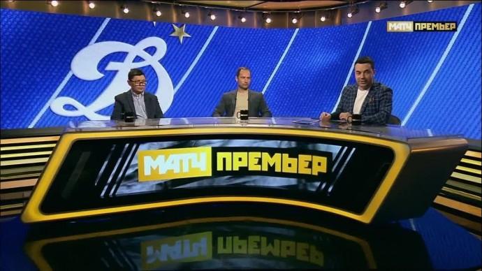 Студия МАТЧ ПРЕМЬЕР. «Динамо»: итоги первой части сезона 2019/20