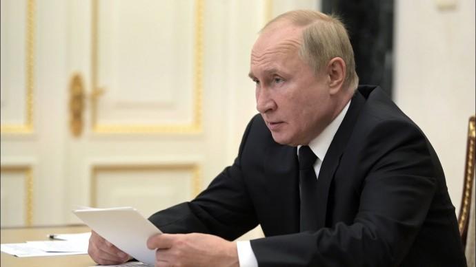 Путин раскритиковал предложения об отмене лимита на легионеров в российском футболе