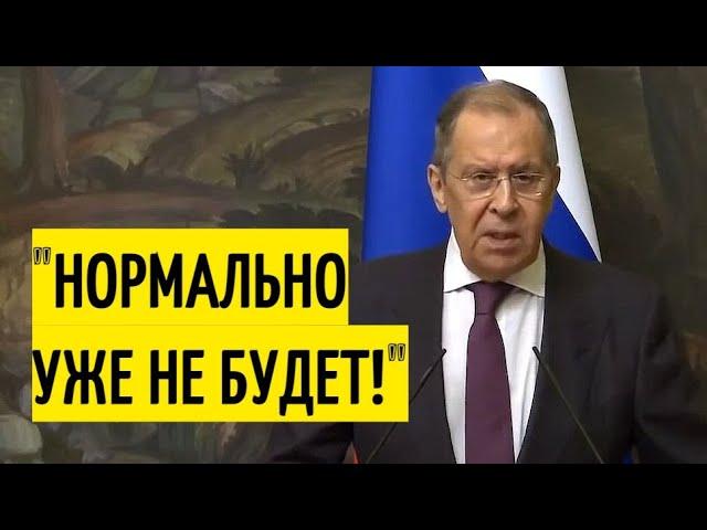 """Срочно! Заявление Лаврова о Евросоюзе ОШЕЛОМИЛО западных """"партнеров!"""""""
