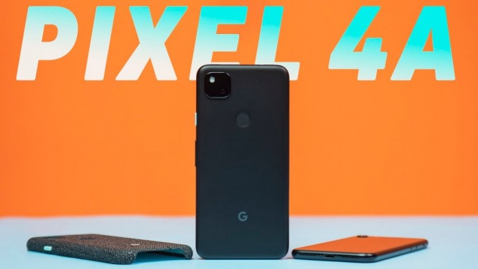 Обзор Pixel 4A - Google, я ВАС ЛЮБЛЮ!!...