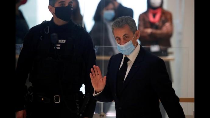 Первый осуждённый президент Франции: Николя Саркози приговорили к реальному сроку