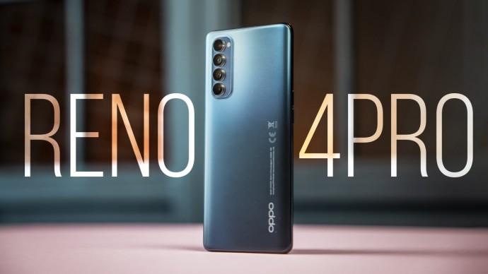 Обзор OPPO Reno 4 Pro