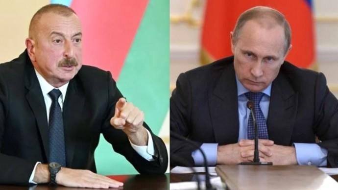 Ложь и клевета! Ильхам Алиев ОТВЕТИЛ на обвинения России!