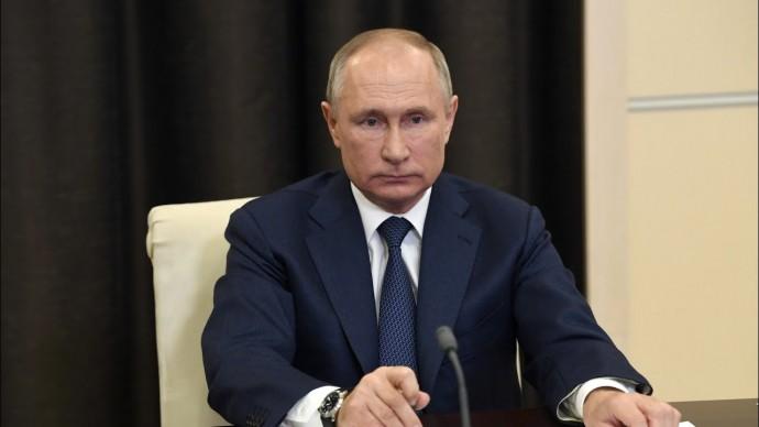 Путин анонсировал цифровую трансформацию в стране