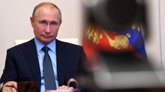 На пределе возможностей. Путин поблагодарил медиков за труд