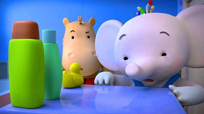 Тима и Тома - Посуда   Мультфильм HD - Приключенческий мультик