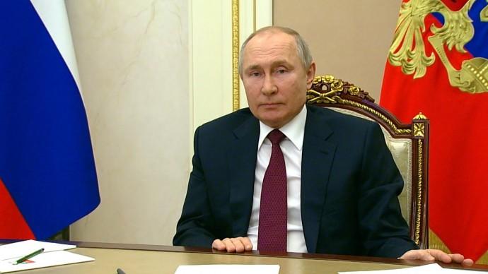 «Будьте здоровы»: Путин ответил Байдену на его заявления